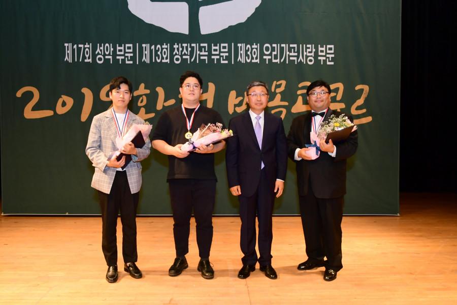 각 부문 강원도지사상 입상자2-전다빈,안민규,김용기.JPG